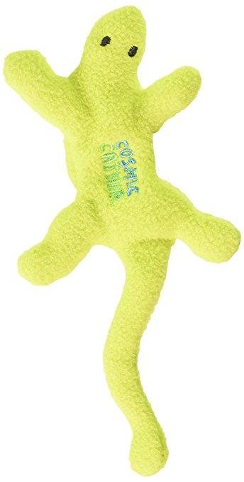 Catnip Filled Lizard Cat Toy, Groovy Gecko