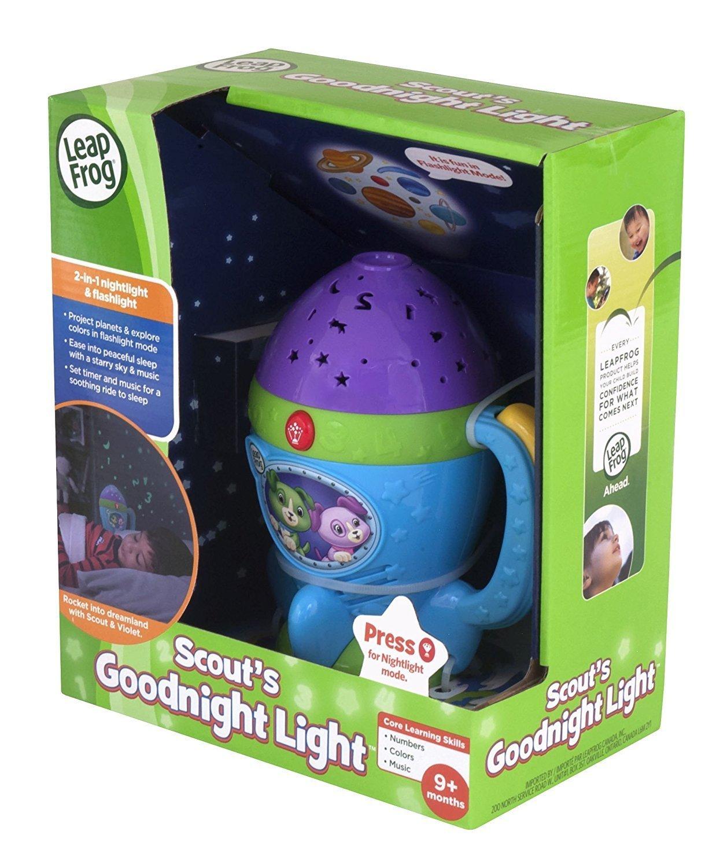 Leapfrog Scout's Goodnight Light