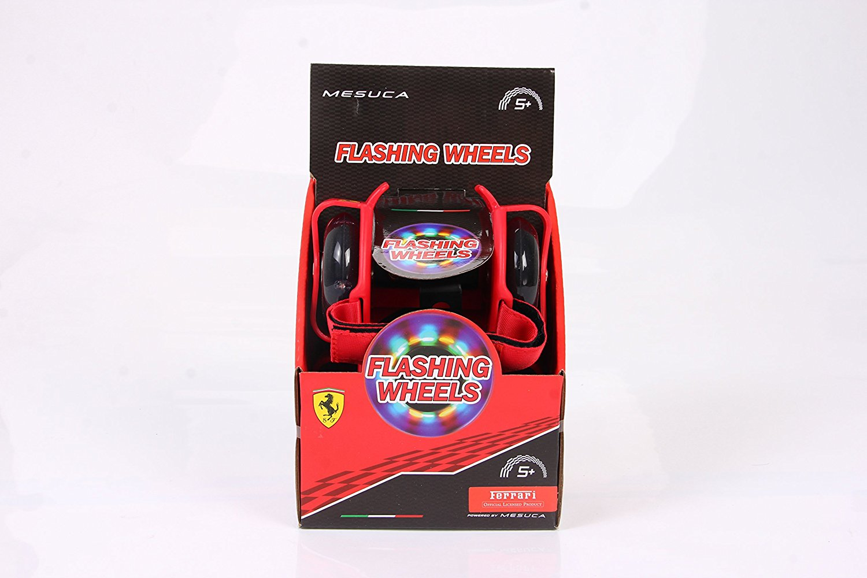 Ferrari Flashing Wheels Red