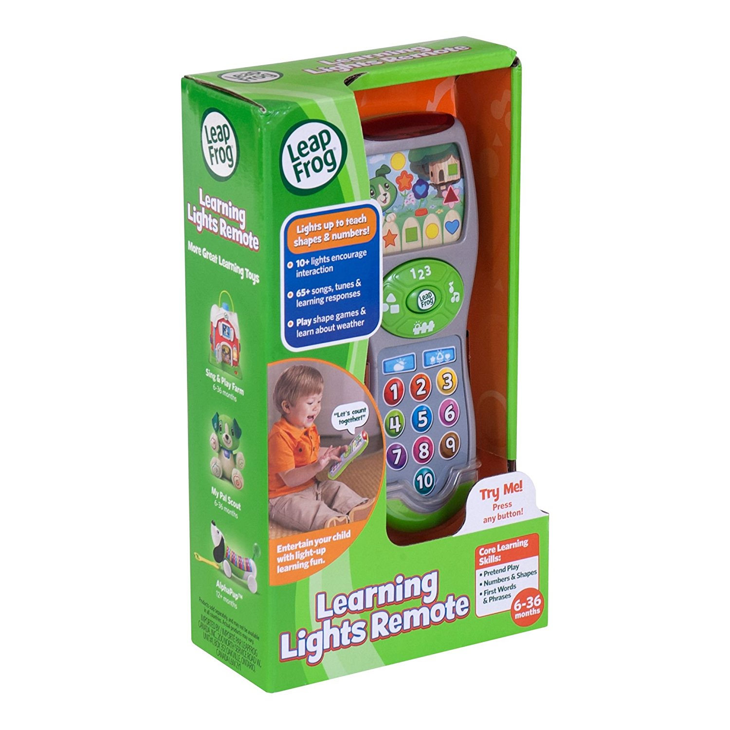 LeapFrog Light up Remote