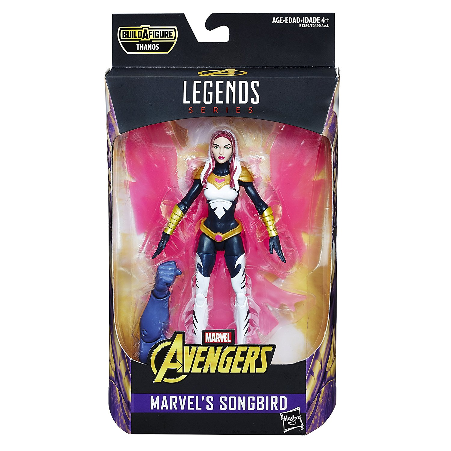 Avengers Marvel Legends Series - Marvel's Songbird (6 inch)