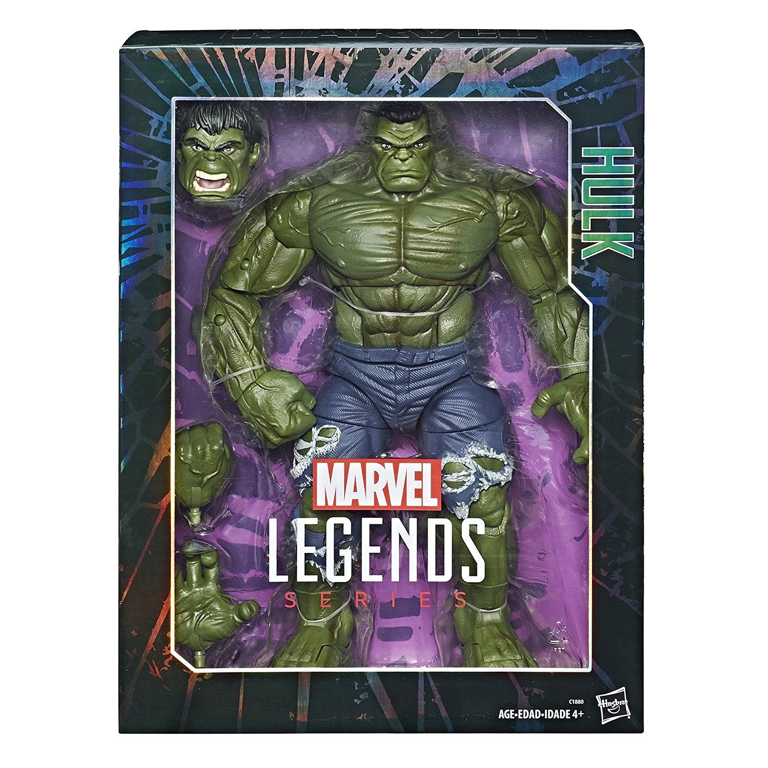 Avengers Marvel Legends Series Hulk (12.7 cm)