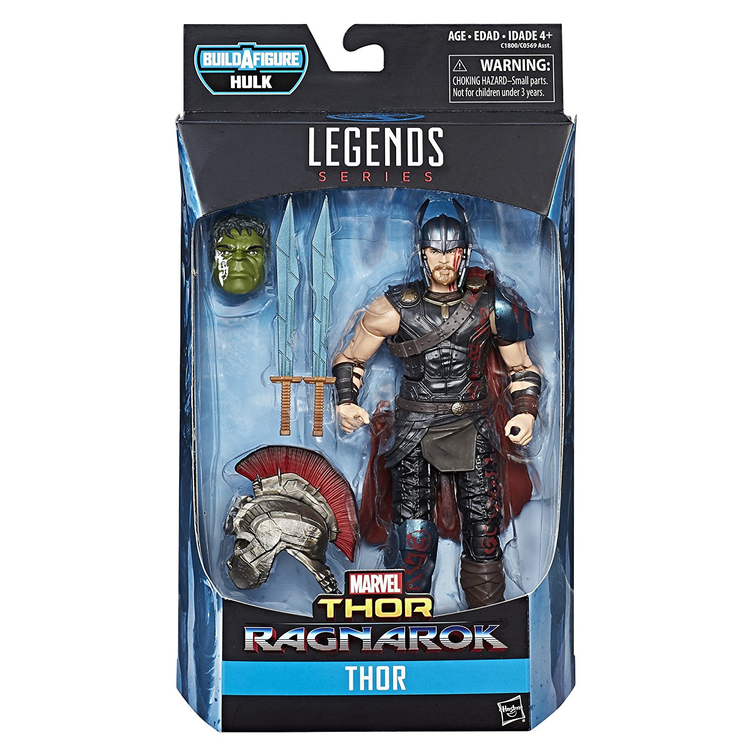 Avengers Marvel Legends Series Thor (6.41 cm)