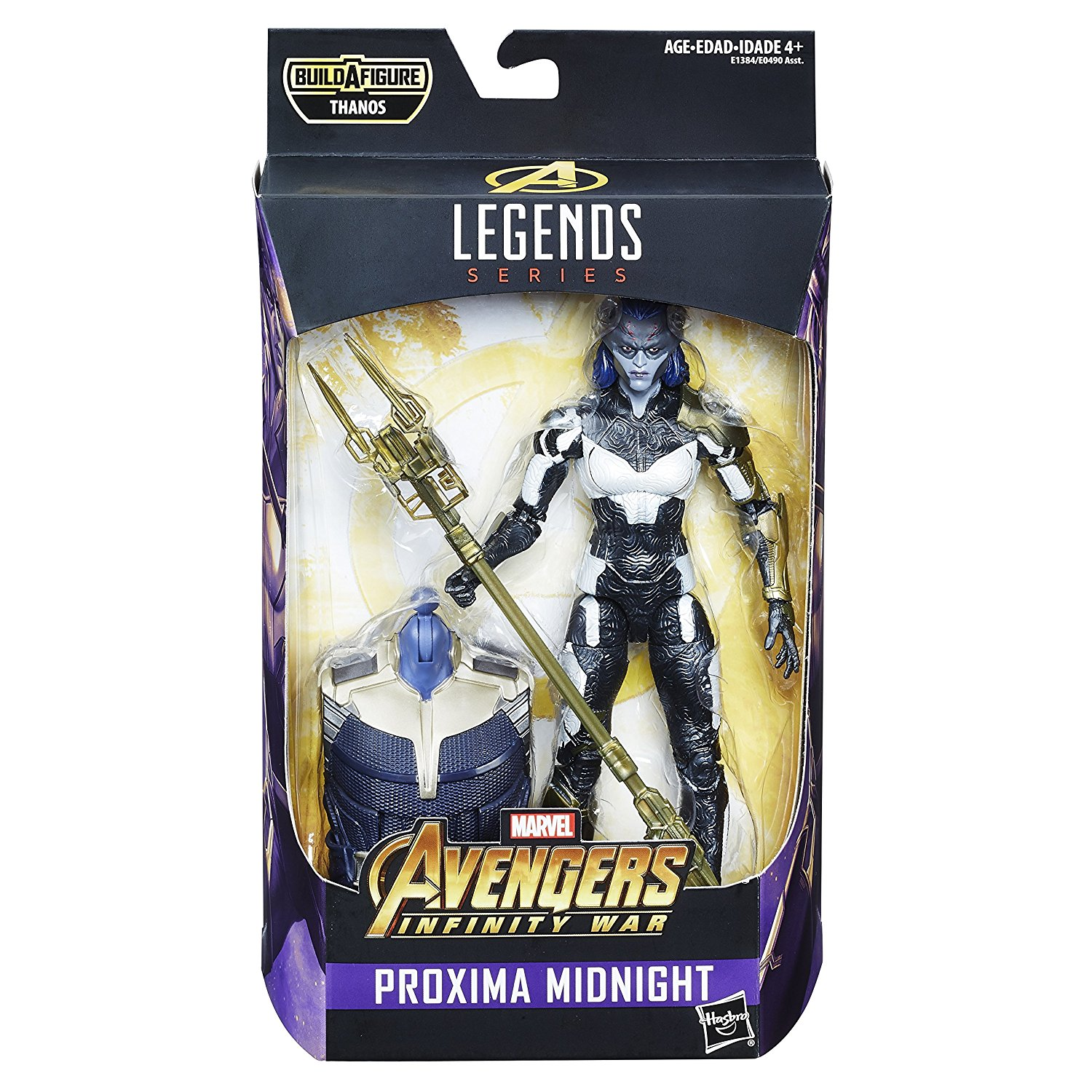 Avengers Marvel Legends Series - Proxima Midnight (6 inch)